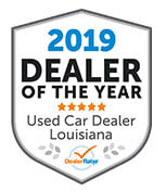 Dealer Rater Dealr of the Year