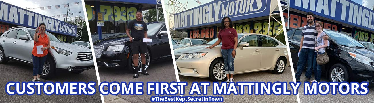 Customers Come First at Mattingly Motors